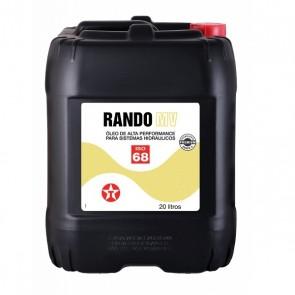 Oleo Rando MV 68 20 litros - Texaco