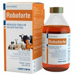 Roboforte 250 mL - Hertape Calier