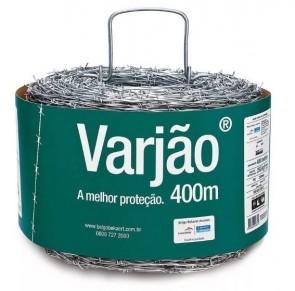 Arame Farpado 400 Metros Belgo Varjão