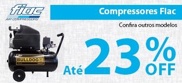 Compressores Fiac. Até 10% OFF