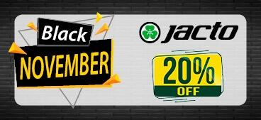 Black November Jacto - 20% OFF