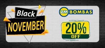 Black November ZM - 20% OFF