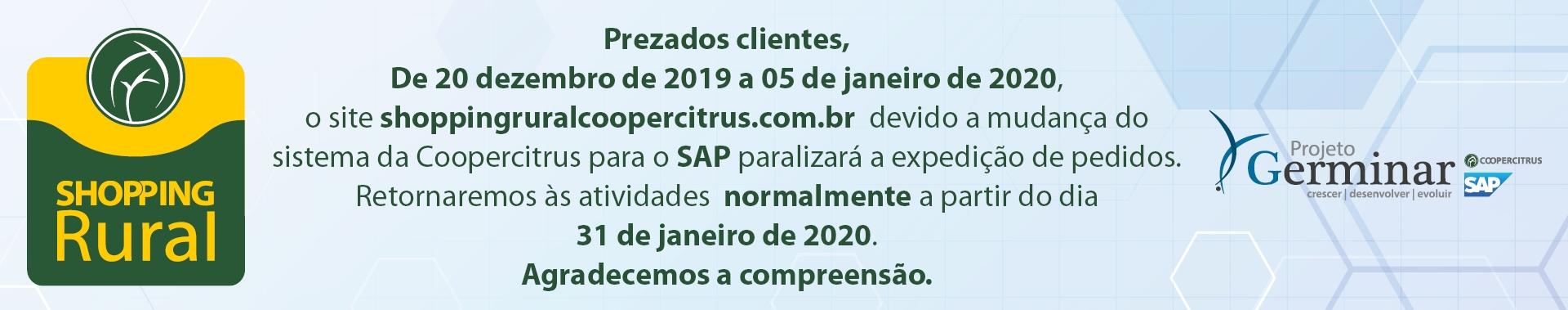 INFORMATIVO SAP