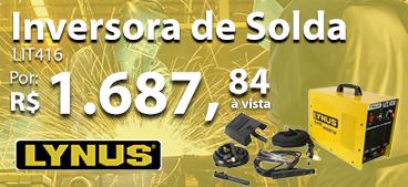Inversora de Solda LIT416 - LYNUS