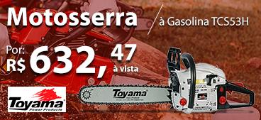 Motosserra à Gasolina TCS53H - TOYAMA